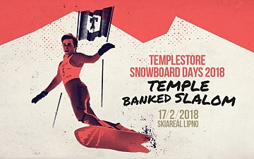 Temple snowboard day2018