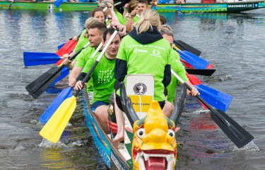 The opening of the summer season and Dragon boat races / 20-21. May 2017 / Author Jan Skoumal