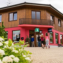 Informationszentrum Lipno