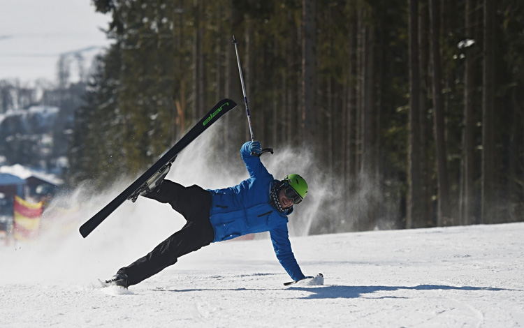 Freestyle lessons for skiers